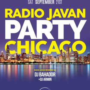 Radio Javan Party Chicago