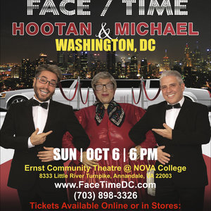 Face Time A Comedy Play by Michael and Hootan