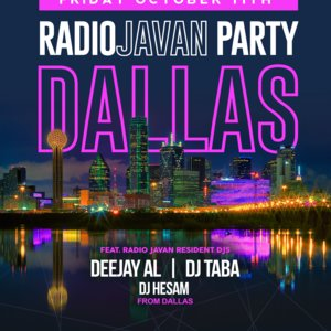 Radio Javan Party Dallas