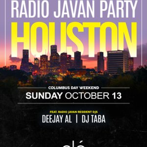 Radio Javan Party Houston