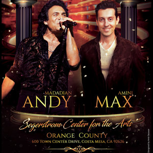 Andy & Max Amini in Orange County
