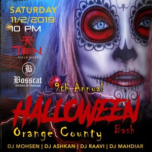 Halloween Party Orange County