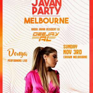 Radio Javan Party In Melbourne With Donya