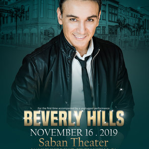 Shadmehr Aghili Live In Beverly Hills