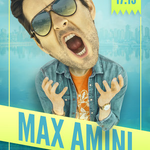 Max Amini Live in Vancouver - Authentically Absurd Tour