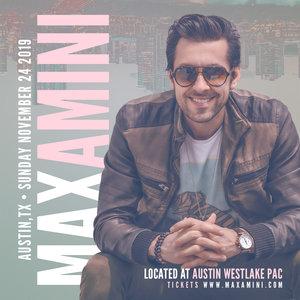 Max Amini Live in Austin