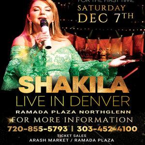 Shakila Live in Denver