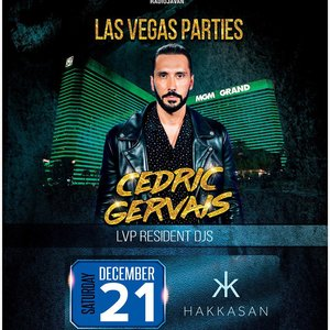 HAKKASAN - Radio Javan Christmas Las Vegas Party