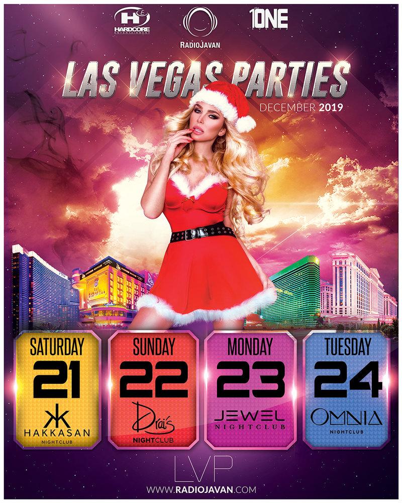DRAIS - Radio Javan Christmas Las Vegas Party