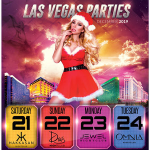 OMNIA - Radio Javan Christmas Las Vegas Party