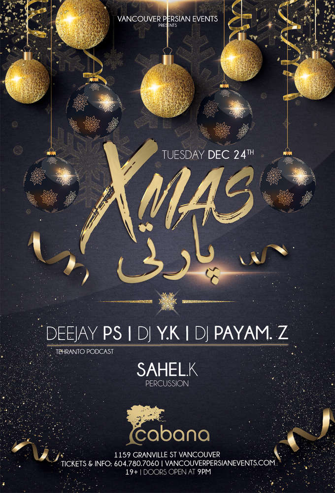 X-Mas Party in Vancouver