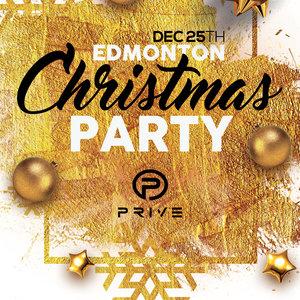 Christmas Party in Edmonton