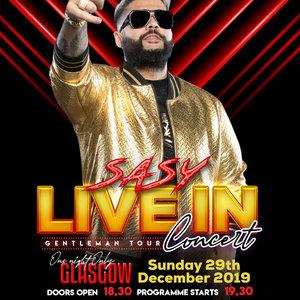 Sasy Live In Glasgow