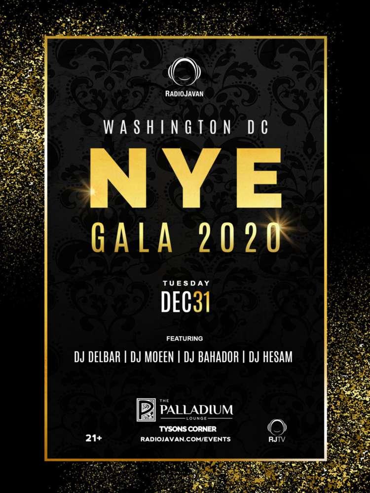 Radio Javan New Year's Eve Gala 2020