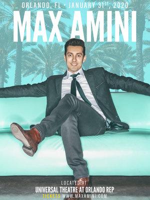 Max Amini Live in Orlando