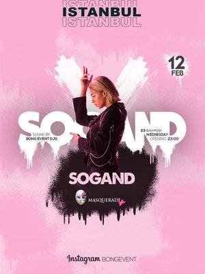 Sogand Live in Istanbul