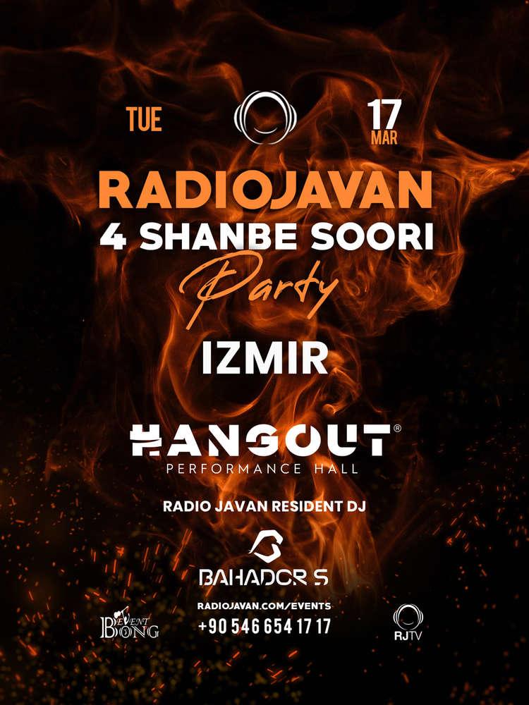 Radio Javan 4 Shanbe Soori Party