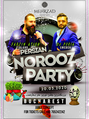 Persian Norooz Party in Bucharest