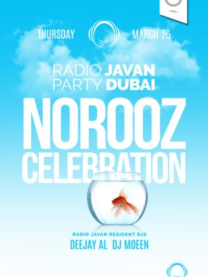 Radio Javan Norooz Party In Dubai