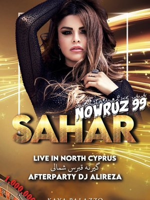 Sahar Live in North Cyprus
