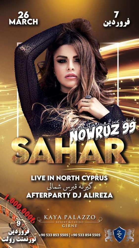 Sahar Live in North Cyprus