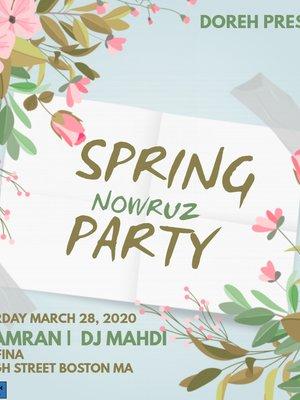 Spring Nowruz Party in Boston