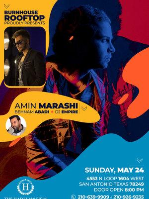 Amin Marashi Live In San Antonio