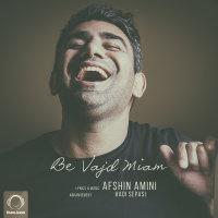 Afshin Amini - 'Be Vajd Miam'