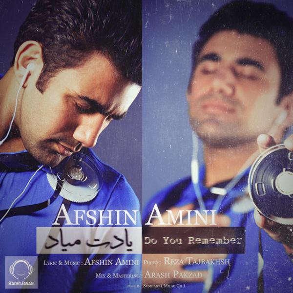 Afshin Amini - 'Yadet Miad'