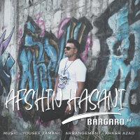 Afshin Hasani - 'Bargard'