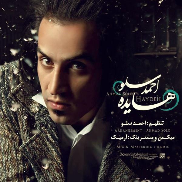 Ahmad Solo - 'Hayedeh'