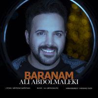 Ali Abdolmaleki - 'Baranam'