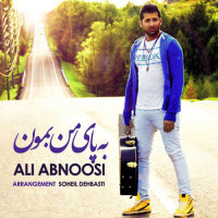 Ali Abnoosi - 'Be Paye Man Bemoon'