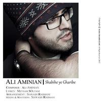 Ali Aminian - 'Shabihe Yek Gharibeh'