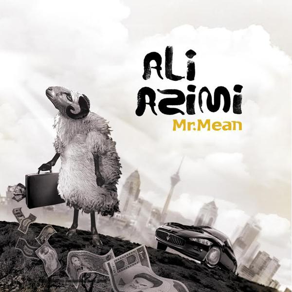 Ali Azimi - Entekhab Sadeh (Ft King Raam)