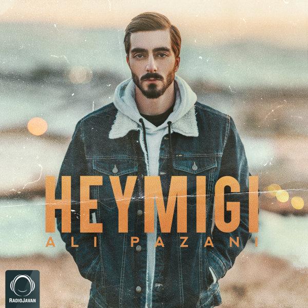 Ali Pazani - 'Hey Migi'