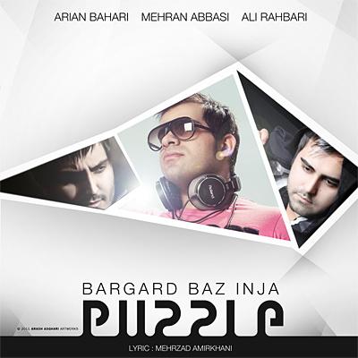 Ali Rahbari - 'Bargard Baz Inja (Puzzle Radio Edit)'