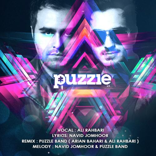 Ali Rahbari - 'Hamnafas (Puzzle Remix)'