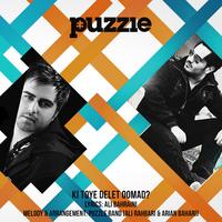Ali Rahbari - 'Ki Tooye Delet Oomad (Puzzle Radio Edit)'