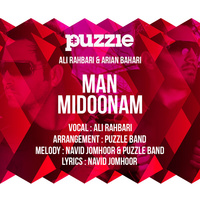 Ali Rahbari - 'Man Midoonam (Puzzle Radio Edit)'