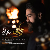 Ali Zand Vakili - 'Bar Baad Rafteh'