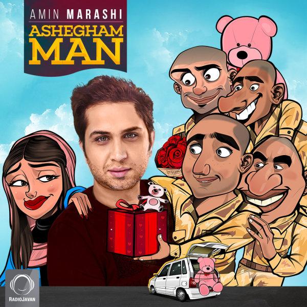 Amin Marashi - Ashegham Man