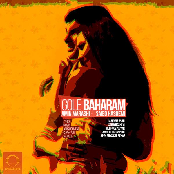 Amin Marashi - 'Gole Baharam (Ft Saeid Hashemi)'