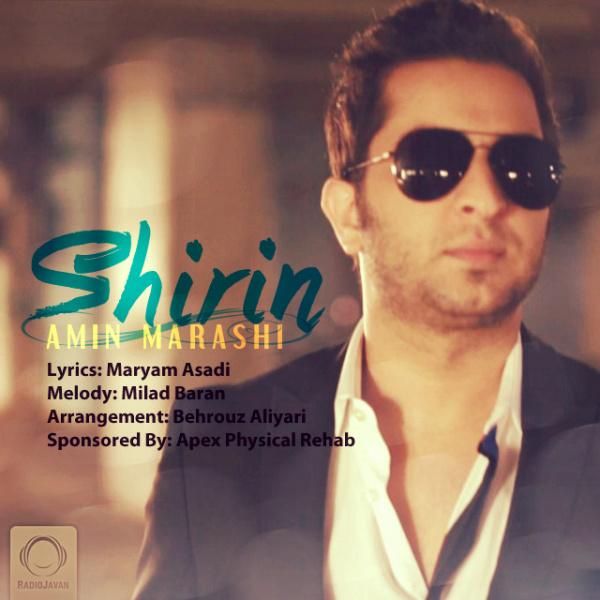 Amin Marashi - 'Shirin'