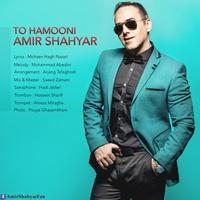Amir Shahyar - 'To Hamooni'
