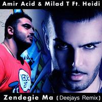 Amiryar & Milad T - 'Zendegie Ma (Intro)'