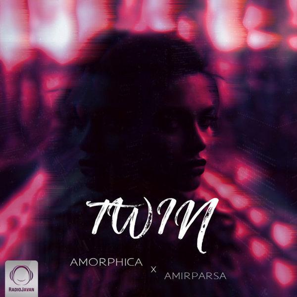 Amorphica & Amirparsa - 'Twin'