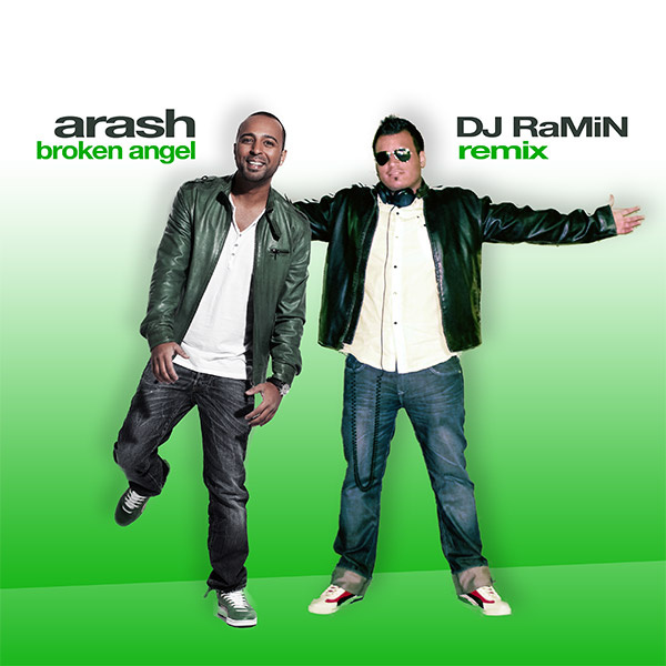 Arash - Broken Angel (DeeJay Ramin Remix)