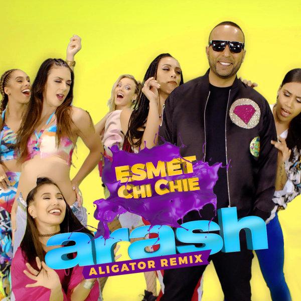 Arash - 'Esmet Chi Chie (Aligator Remix)'