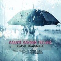Arash Javanmard - 'Vaghti Baroon Mizane'